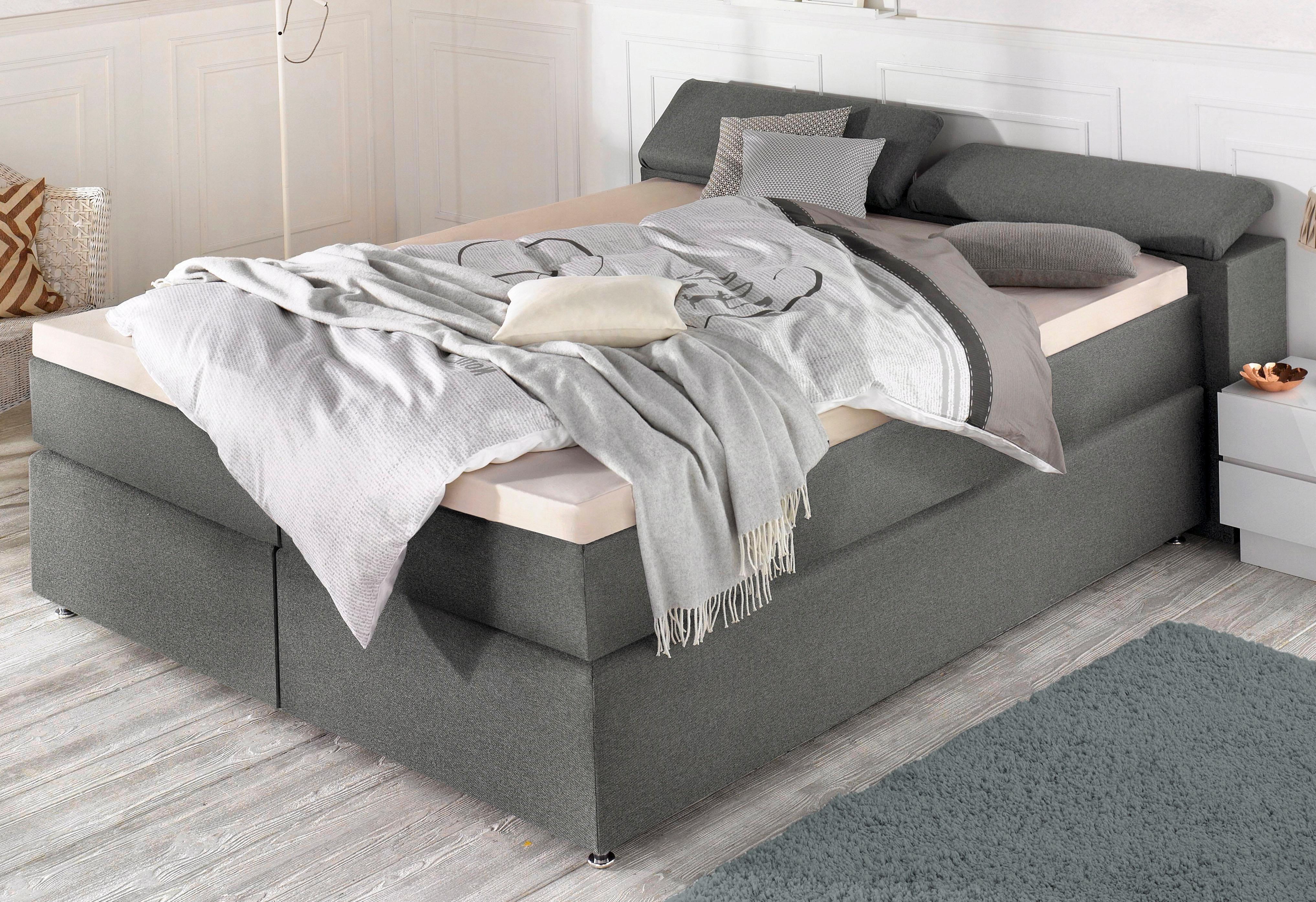 breckle boxspringbett auf rechnung bestellen baur. Black Bedroom Furniture Sets. Home Design Ideas