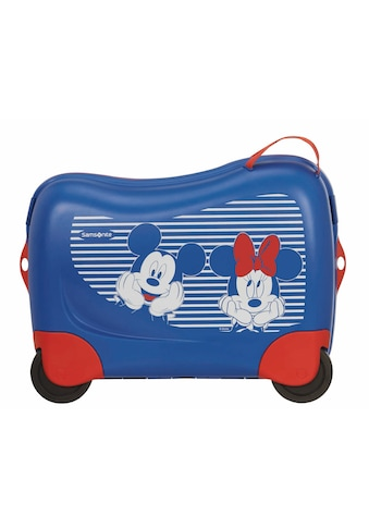 Samsonite Kinderkoffer »Dream Rider Disney, Minnie/Mickey Stripes«, 4 Rollen kaufen