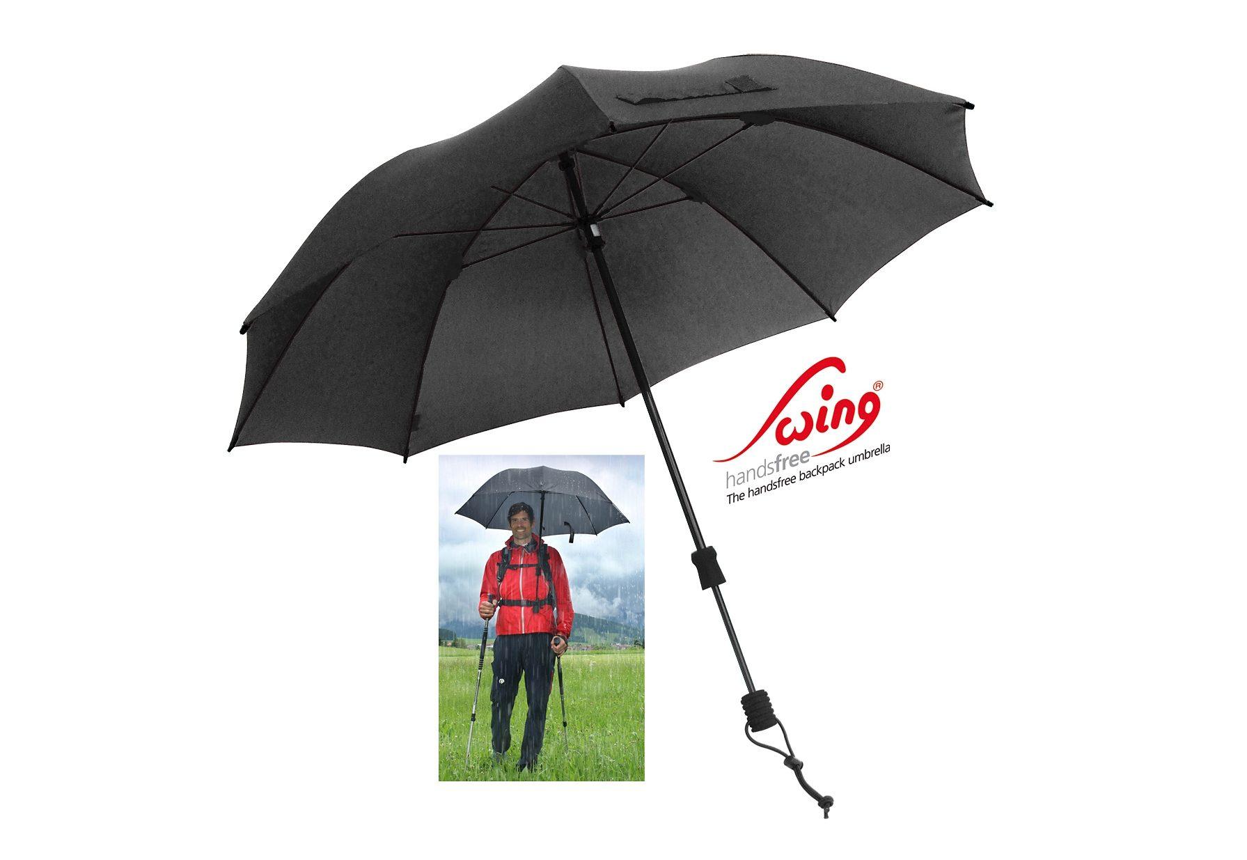 Stockregenschirm ´´Swing handsfree´´ Preisvergleich