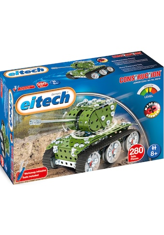 Eitech Metallbaukasten »Panzer 1«, (280 St.), Made in Germany kaufen