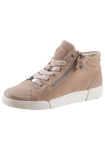 Ara Sneaker »ROM«, mit Schnürung und Reißverschluss kaufen