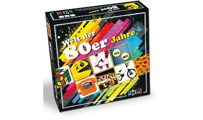 Huch! Spiel »Welt der 80er Jahre«, Made in Germany kaufen