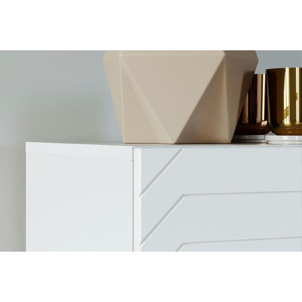DIVENTA Lowboard »ITACA«, Breite 165 cm