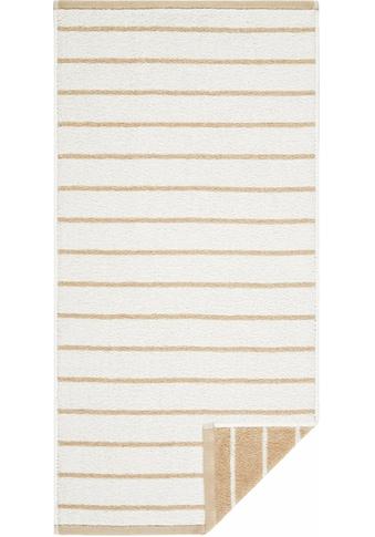 Egeria Handtuch »Line«, (2 St.), im Streifendesign kaufen