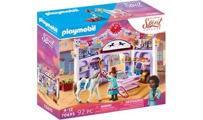 Playmobil® Konstruktions-Spielset »Miradero Reitladen (70695), Spirit Untamed«, Made... kaufen