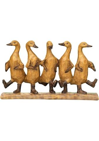 Ambiente Haus Dekofigur »Enten Tanz« kaufen