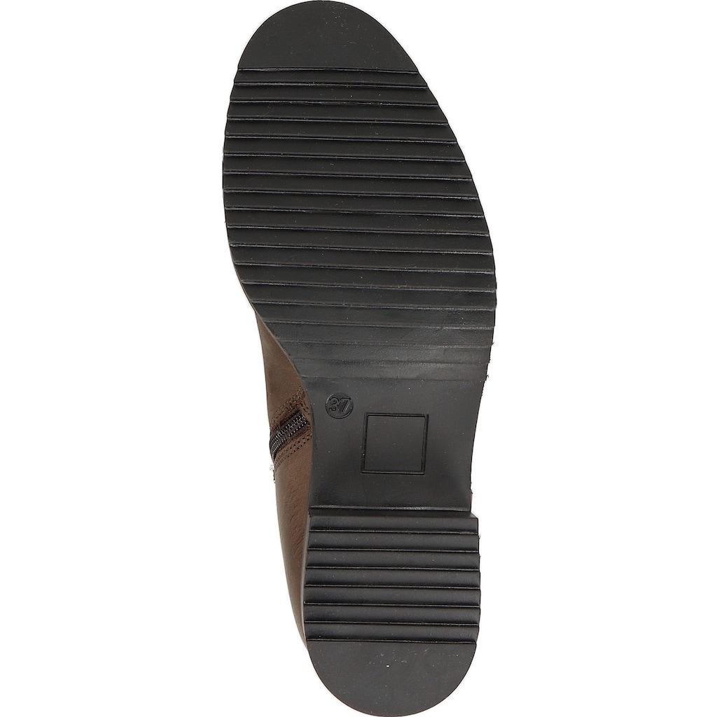 Venturini Stiefelette »Leder«