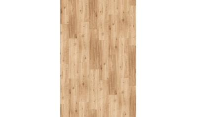 Infloor Teppichfliese »Velour Holzoptik Eiche natur«, rechteckig, 6 mm Höhe, 14 Stück, 4 m², 25 x 100 cm, selbsthaftend, für Stuhlrollen geeignet kaufen