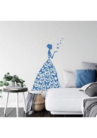 Wall - Art Wandtattoo »Schmetterling Leuchtsticker« (1 Stück) kaufen