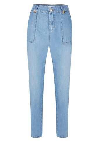 ANGELS Chino-Jeans mit Knopf-Akzenten kaufen