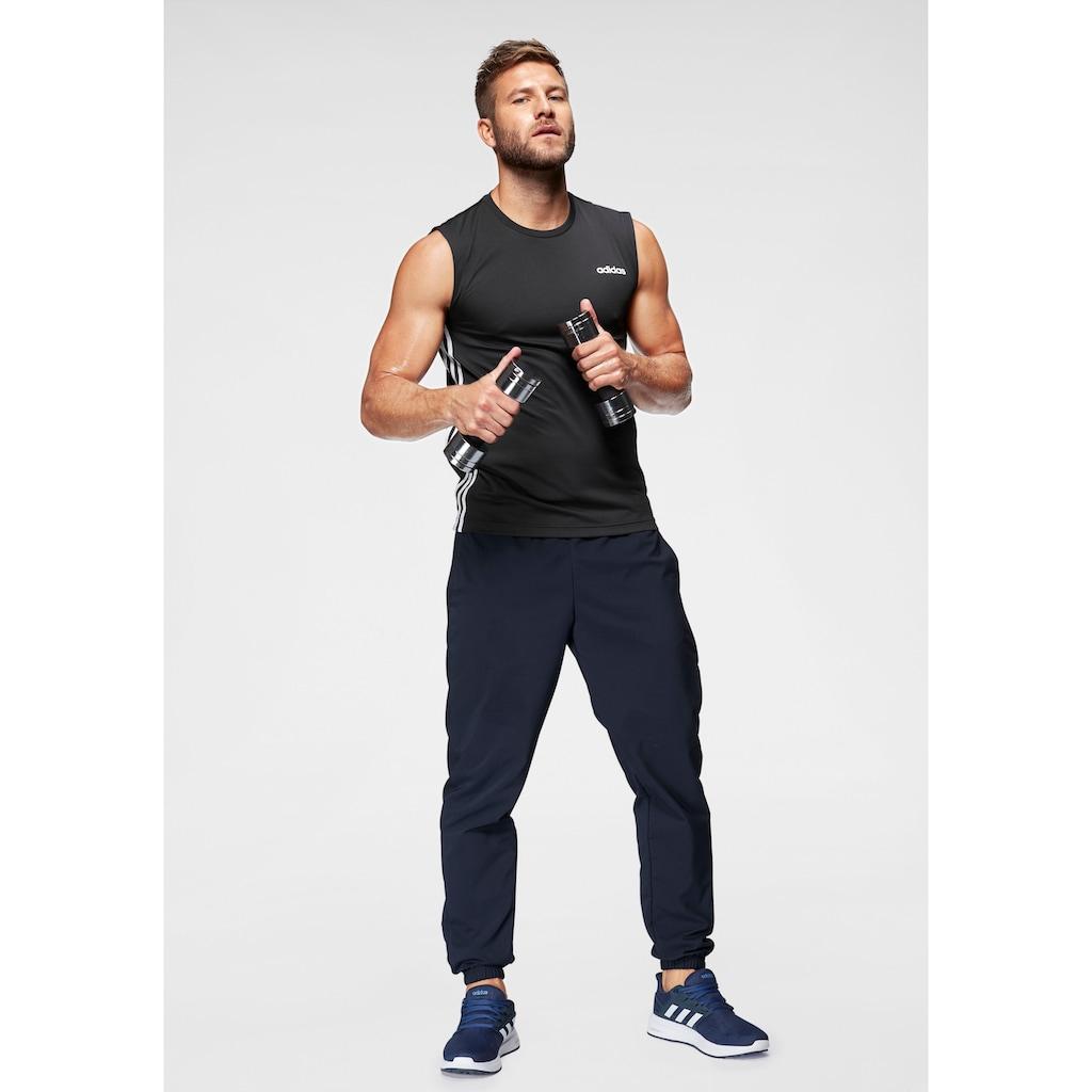 adidas Performance Trainingshose »ESSENTIALS 3-STREIFEN WIND«