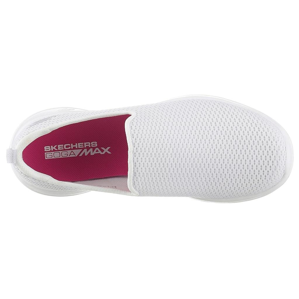 Skechers Slip-On Sneaker »Go Walk Joy«, im schlichten Design
