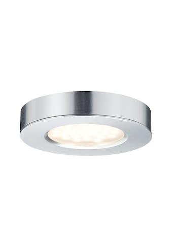 Paulmann,Unterschrankleuchte»Möbel Aufbauleuchte LED Platy Alu 3er - Set inkl. LED - Modul 3x3W«, kaufen