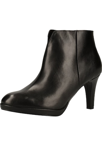 MARCO TOZZI High-Heel-Stiefelette »Leder/Synthetik« kaufen