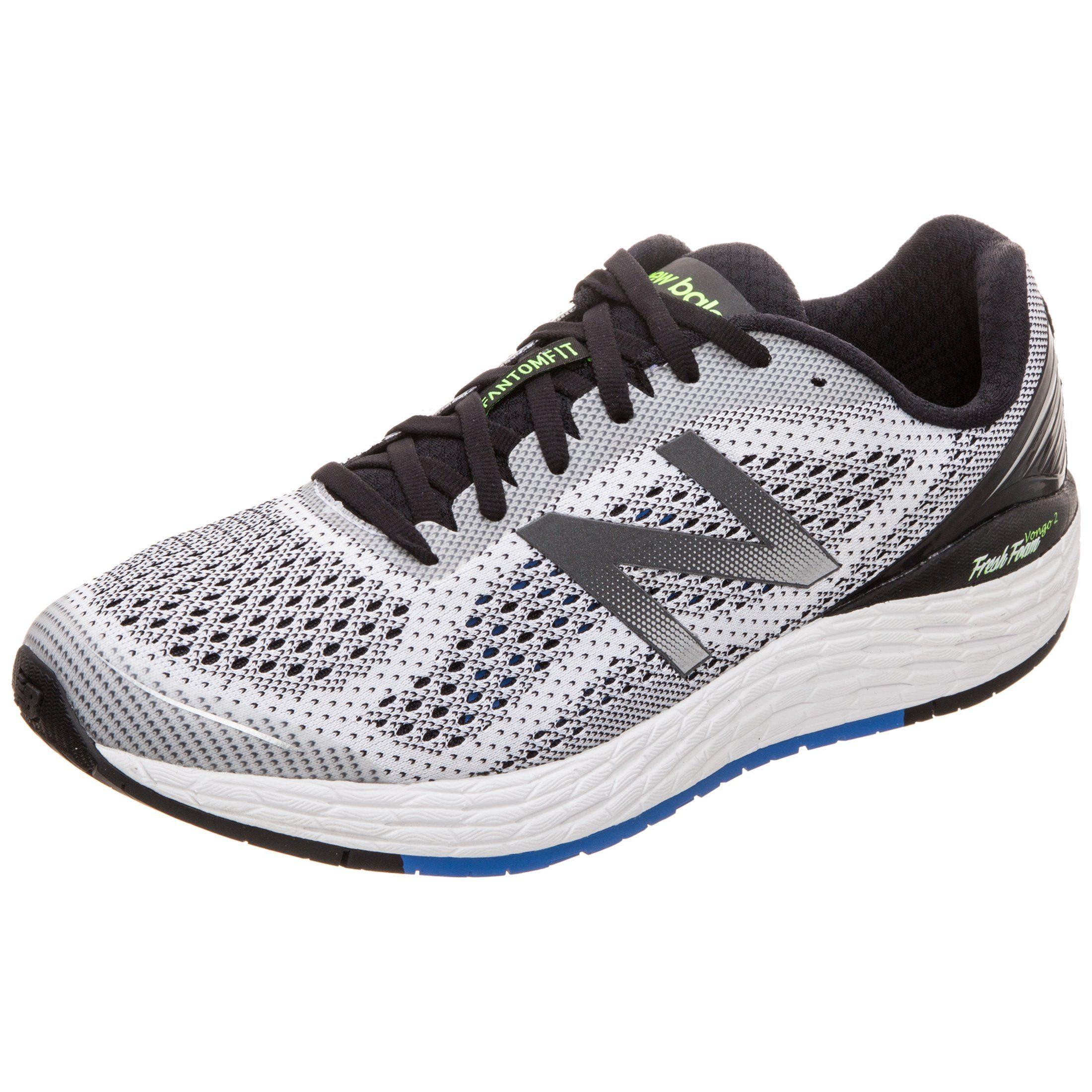 New Balance Laufschuh Fresh Foam Vongo V2 | Schuhe > Sportschuhe > Laufschuhe | Grau | New Balance