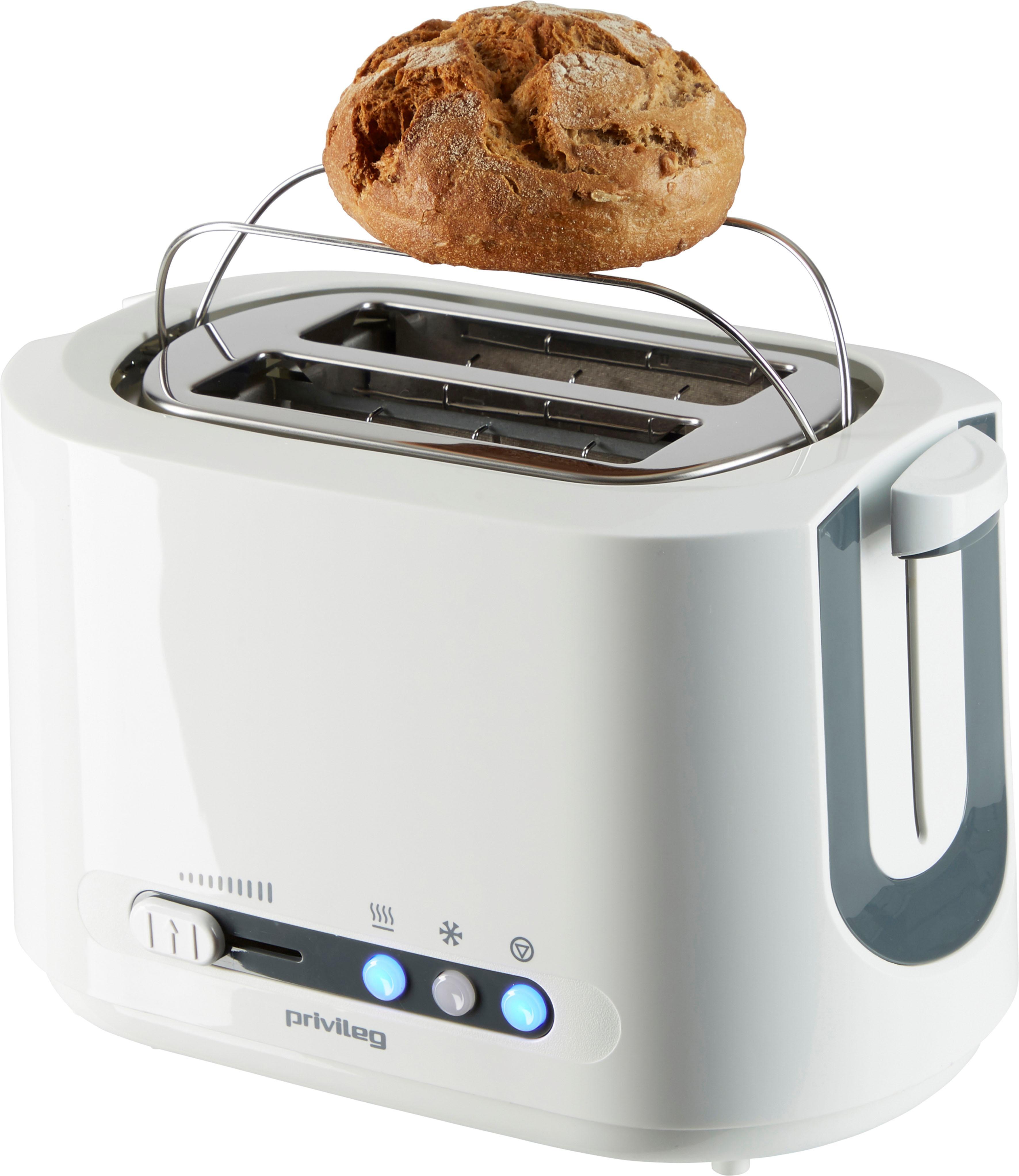 privileg toaster ta8145 f r 2 scheiben 850 watt auf. Black Bedroom Furniture Sets. Home Design Ideas