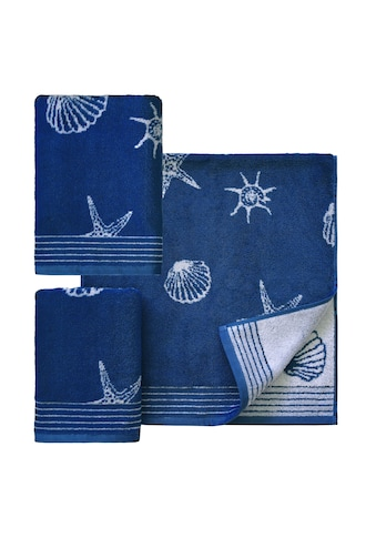 Handtuch Set, »Seashell«, Dyckhoff (Set) kaufen