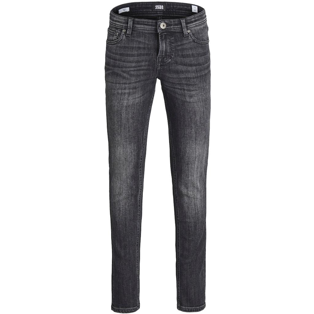 Jack & Jones Junior Stretch-Jeans »JJIGLENN JJORIGINAL AM 7«
