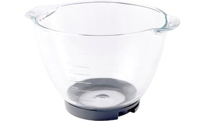 KENWOOD Küchenmaschinenschüssel »Chef Glas-Rührschüssel AT550«, passend für Kenwood KVC3000, KVC5000 und KVC7000, alle Kenwood Chef Modelle kaufen