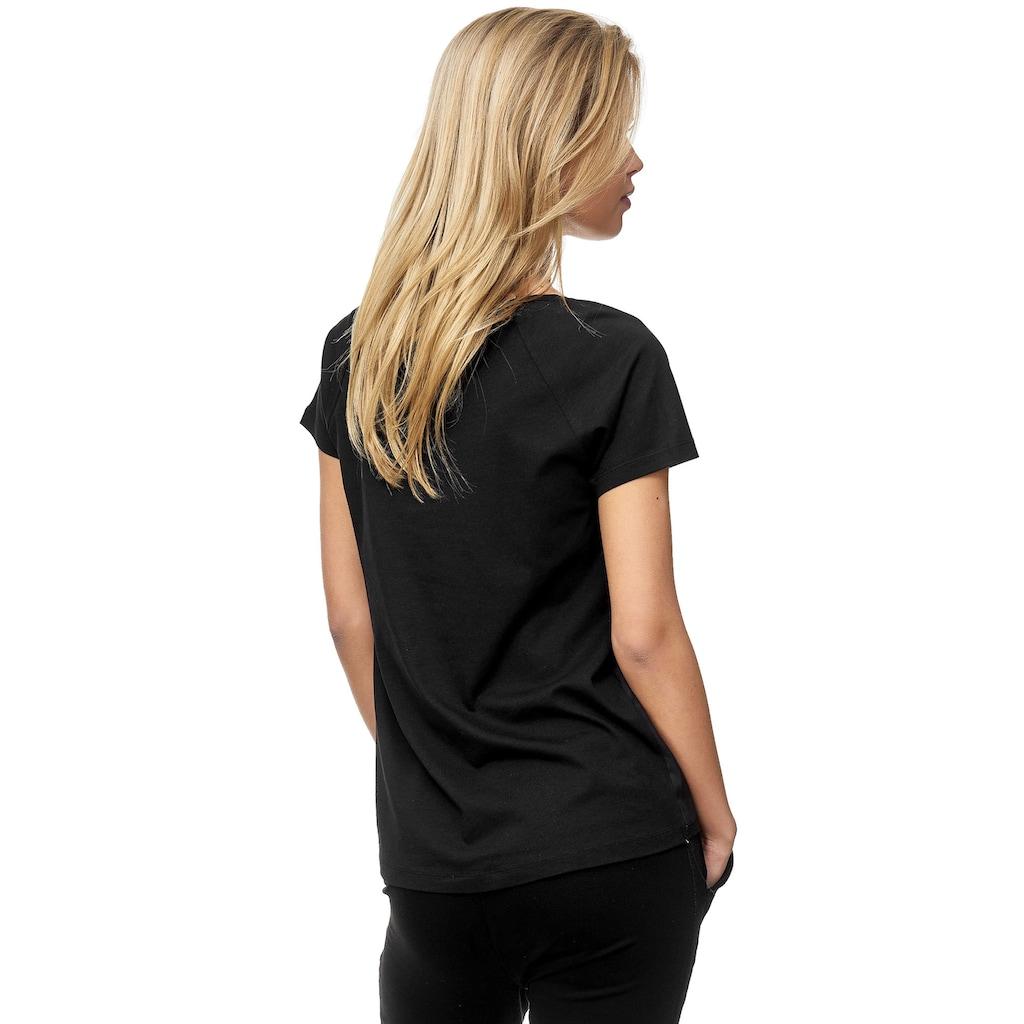 Decay T-Shirt, mit großem Foto Print 3915759