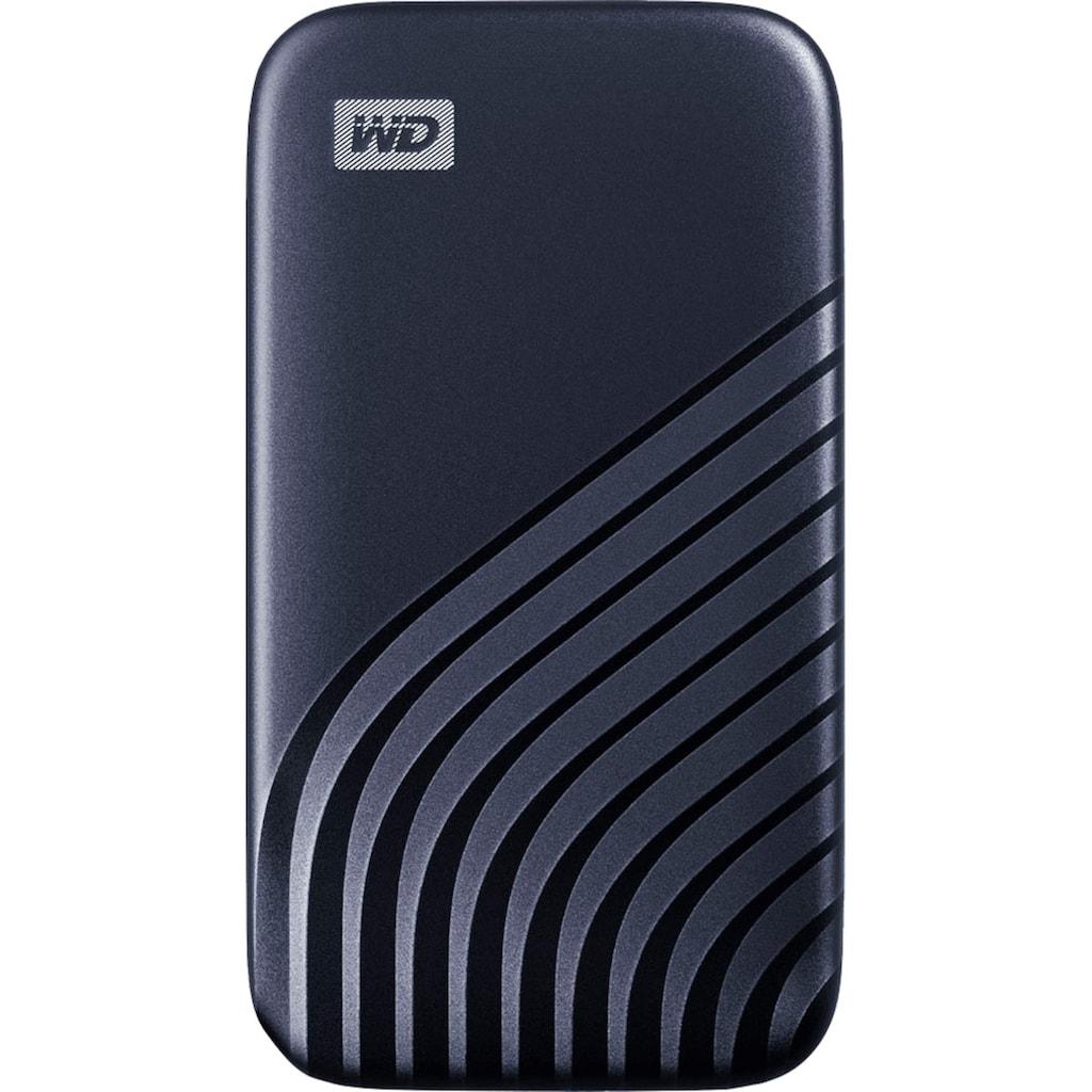 WD externe SSD »My Passport™ SSD«
