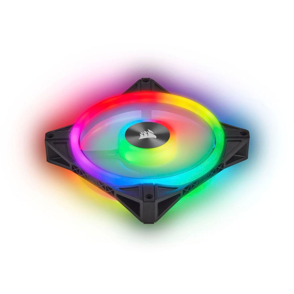 Corsair Gehäuselüfter »Corsair iCUE QL140 RGB PWM«