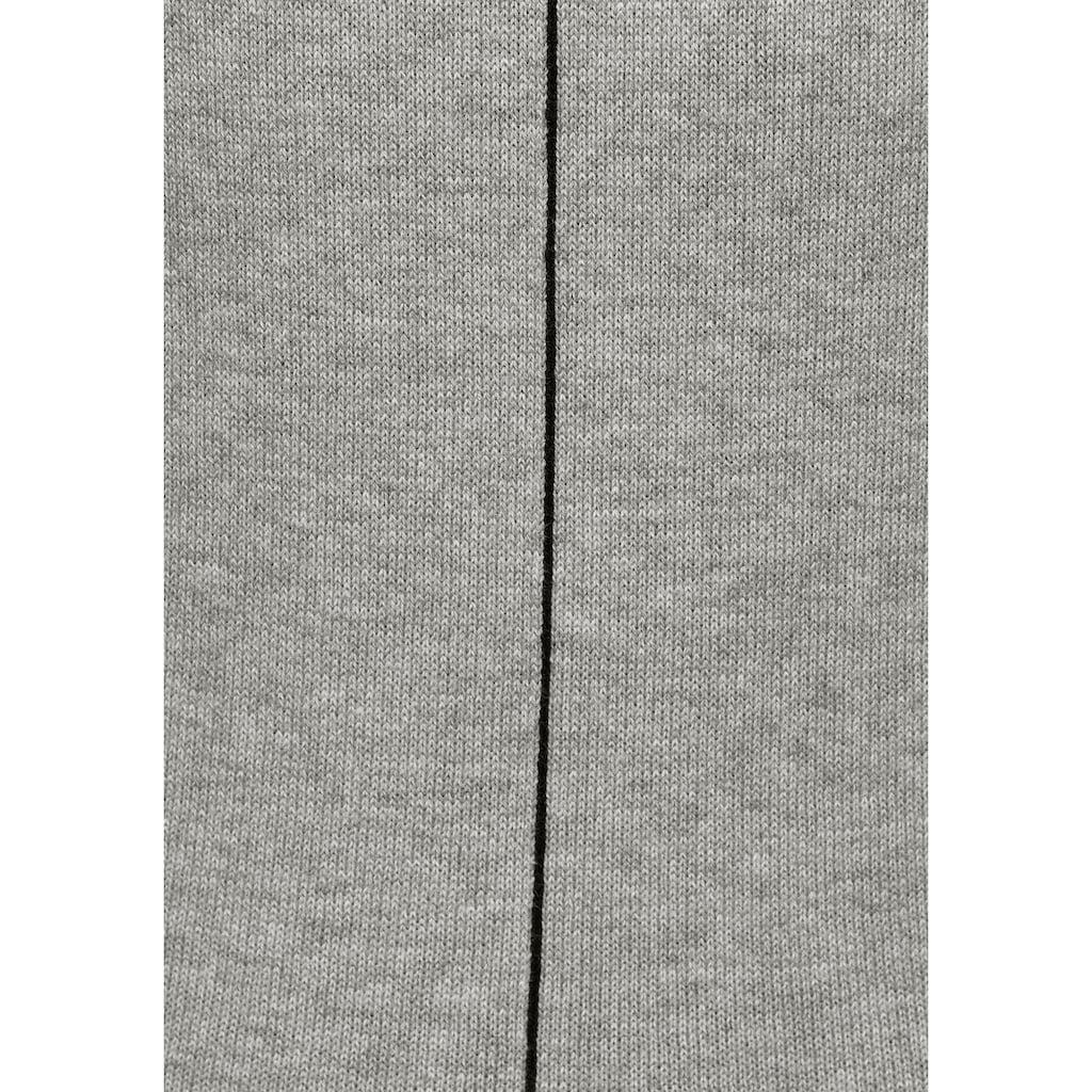 Arizona Strickpullover, Two-Tone Optik
