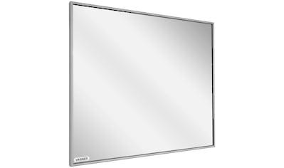 VASNER Infrarotwandheizgerät »Zipris S«, Glas/Alu, 600 W, 110x60 cm kaufen
