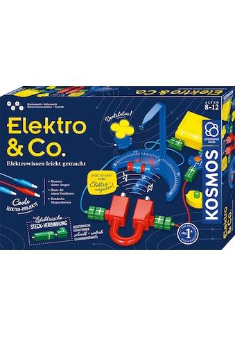 "Kosmos Experimentierkasten ""Elektro & Co."" kaufen"