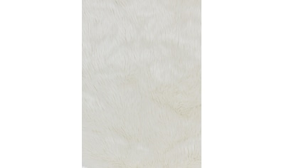 ASTRA Fellteppich »Mia«, rechteckig, 50 mm Höhe, Kunstfell, waschbar, Wunschmass, Wohnzimmer kaufen