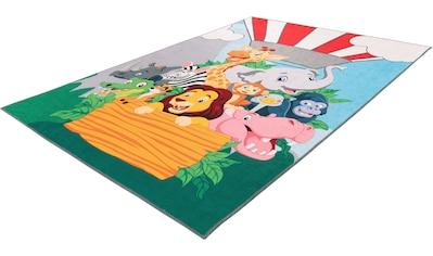 Obsession Kinderteppich »My Torino Kids 238«, rechteckig, 5 mm Höhe, Spielteppich,... kaufen