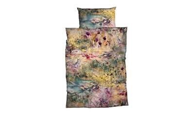 TRAUMSCHLAF Bettwäsche »Fleur«, anschmiegsam und strapazierfähig kaufen