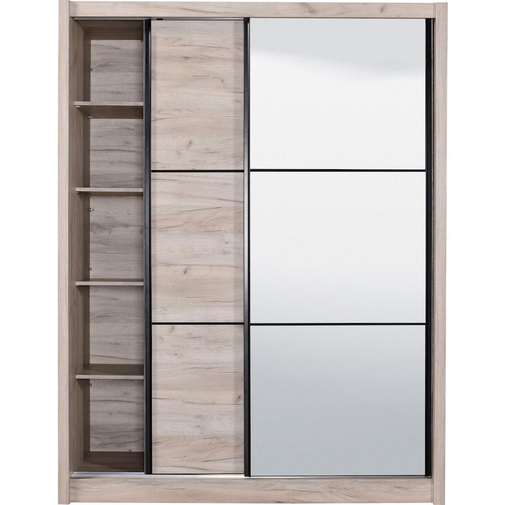 Schwebetürenschrank »Navara«, mit Spiegel