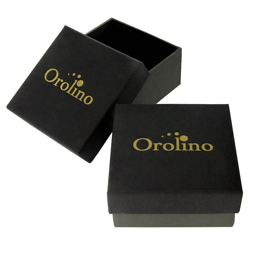 Orolino Fingerring »585/- Weißgold Brillant«, Ring