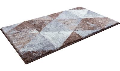 GRUND exklusiv Badematte »Curati«, Höhe 20 mm, rutschhemmend beschichtet, strapazierfähig, weiche Haptik kaufen