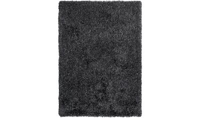 LUXOR living Hochflor-Teppich »Levanto Deluxe«, rechteckig, 58 mm Höhe, mit Glanzgarn,... kaufen