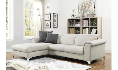 ATLANTIC home collection Ecksofa kaufen