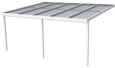 GUTTA Terrassendach »Premium«, BxT: 510x406 cm, Dach Polycarbonat klar kaufen
