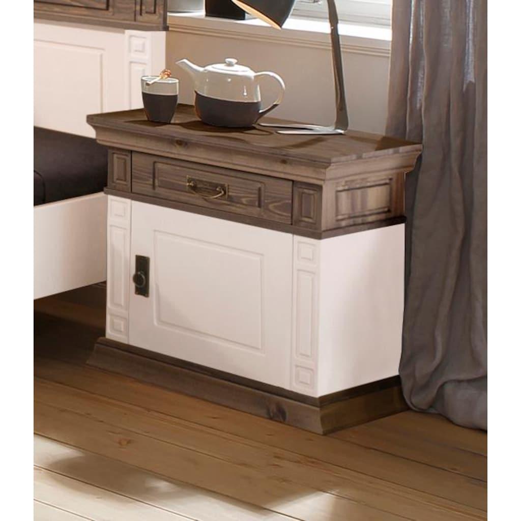 Home affaire Nachtkonsole »Vinales«, Breite 58 cm