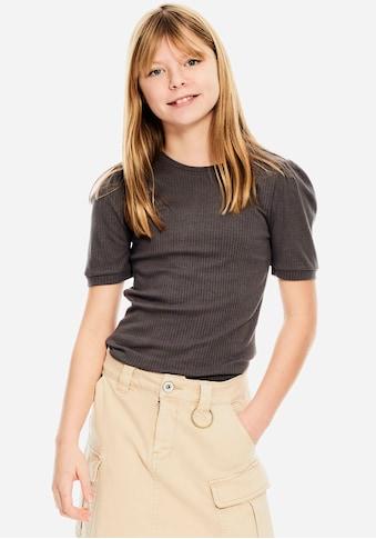 Garcia T-Shirt, mit Puffärmeln kaufen