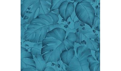 living walls Vliestapete »Colibri«, matt-gemustert-floral-tropisch, glatt kaufen