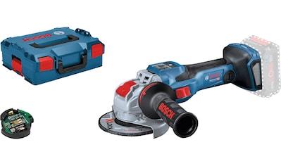 Bosch Professional Akku-Winkelschleifer »GWS 18V-15 SC Professional«, leistungsstark kaufen