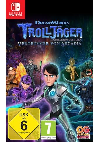 Outright Games Spiel »Trolljäger - Verteidiger von Arcadia«, Nintendo Switch kaufen