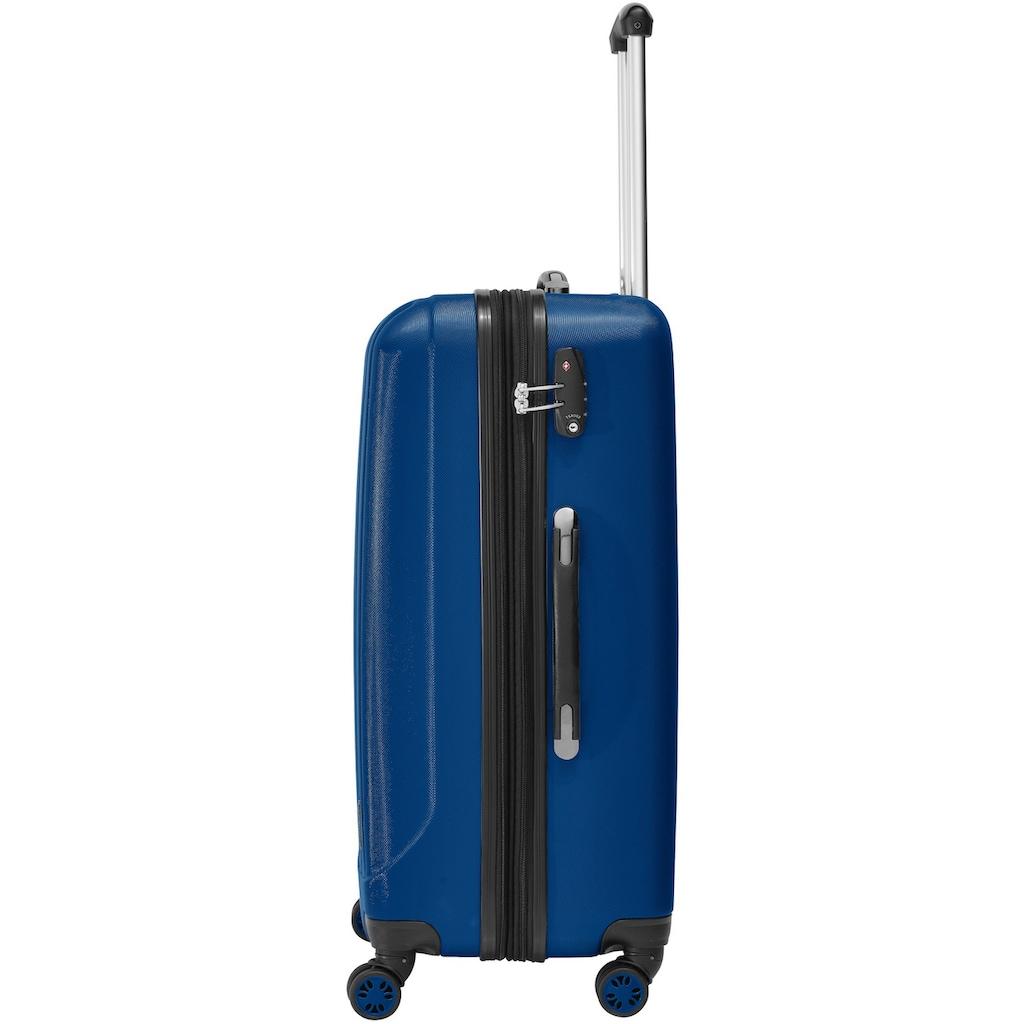 Packenger Trolleyset »Velvet«, (Set, 3 tlg.)