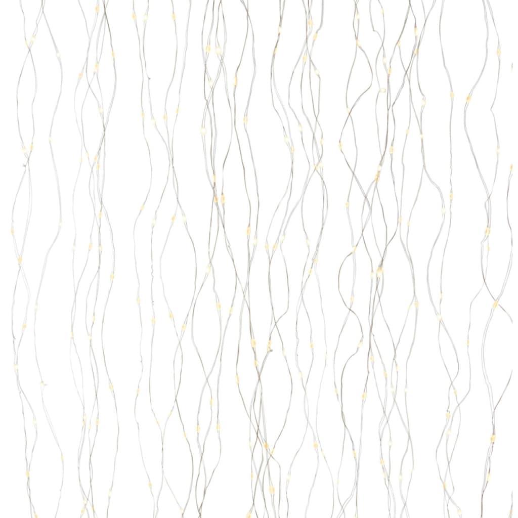 LED-Lichtervorhang »Wasserfall«, 1152 St.-flammig, mit 1152 LEDs, 230 cm lang