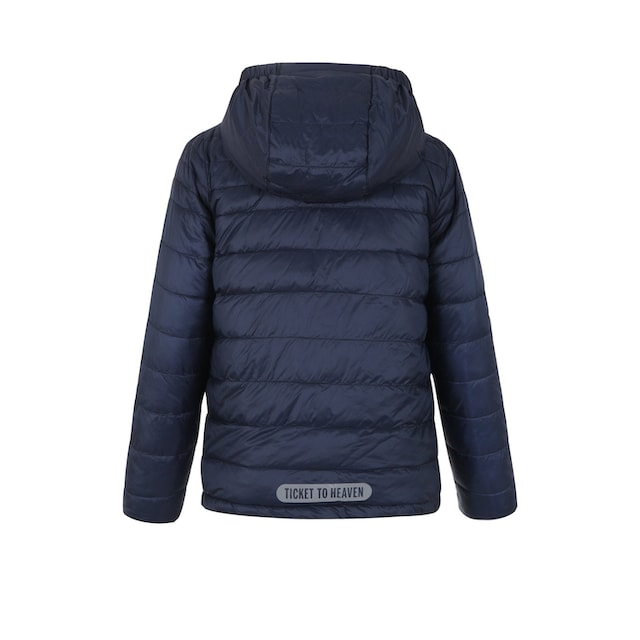Ticket to Heaven Wendejacke Lightweight Padding mit abnehmbarer Kapuze »Chris«