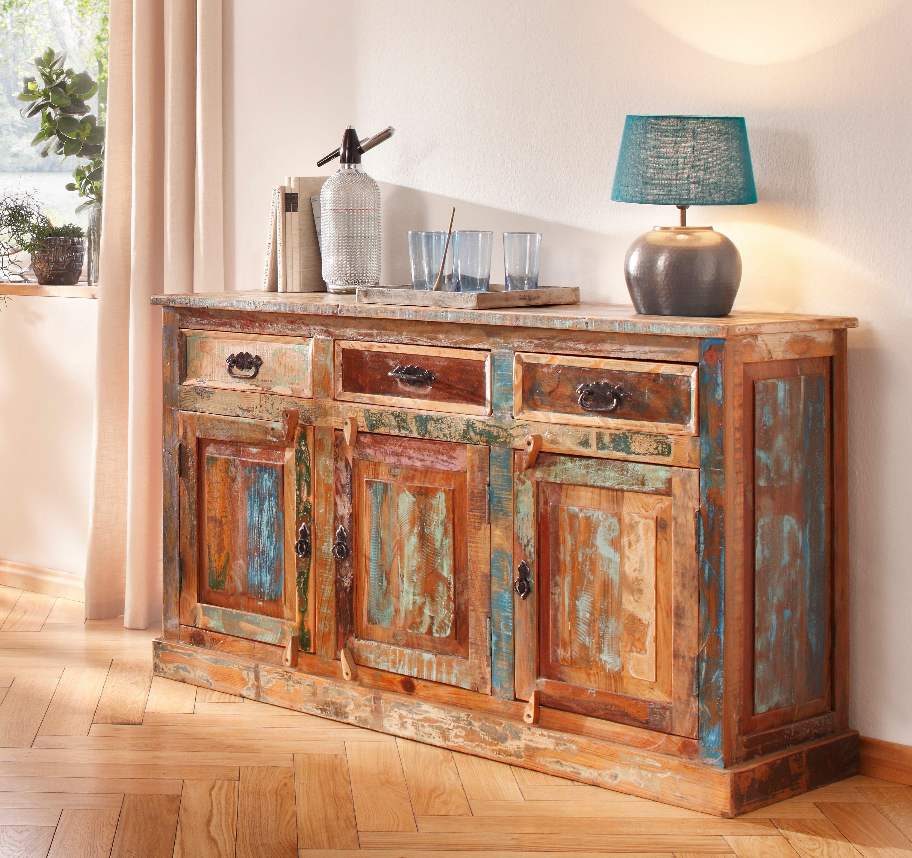 sit sideboard riverboat breite 140 cm bestellen baur. Black Bedroom Furniture Sets. Home Design Ideas