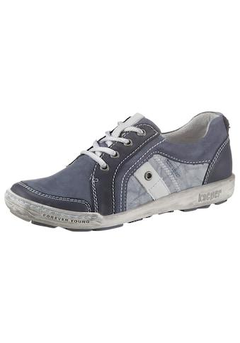 KACPER Schnürschuh, mit leicht profilierter Laufsohle kaufen