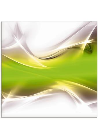 Artland Glasbild »Kreatives Element« kaufen