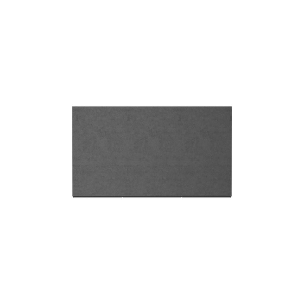 Mäusbacher Esstisch »Komfort C«, mit X-Gestell in graphit und mit Auszugsfunktion, Breite 160-260 cm